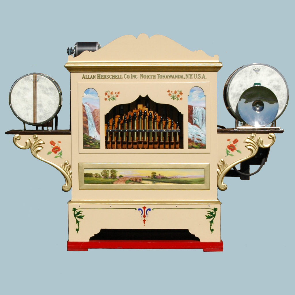Wurlitzer 105 Band Organ
